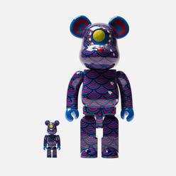 Игрушка Medicom Toy Bearbrick Sasada 100% & 400%