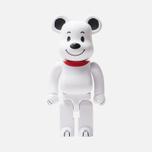 Игрушка Medicom Toy Bearbrick Snoopy 400% фото- 0