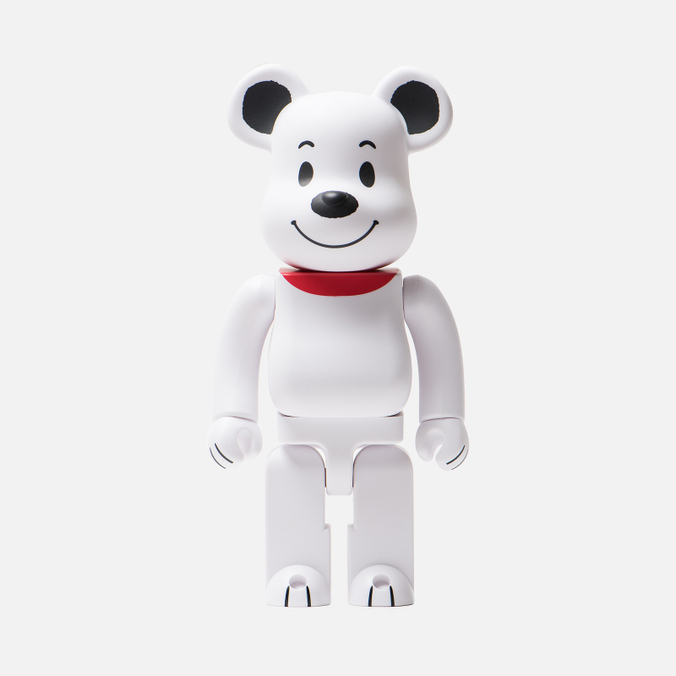 Игрушка Medicom Toy Bearbrick Snoopy 400%