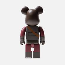 Игрушка Medicom Toy Bearbrick Soldier Ape 400% фото- 2