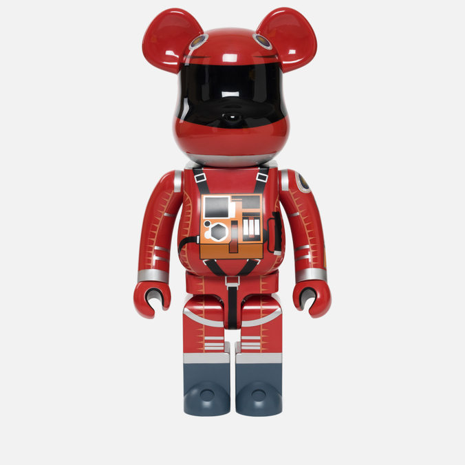 Игрушка Medicom Toy Bearbrick Space Suit Orange Version 1000%