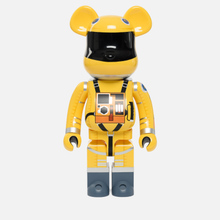 Игрушка Medicom Toy Bearbrick Space Suit Yellow 1000% фото- 0
