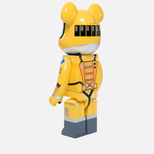Игрушка Medicom Toy Bearbrick Space Suit Yellow 1000% фото- 1
