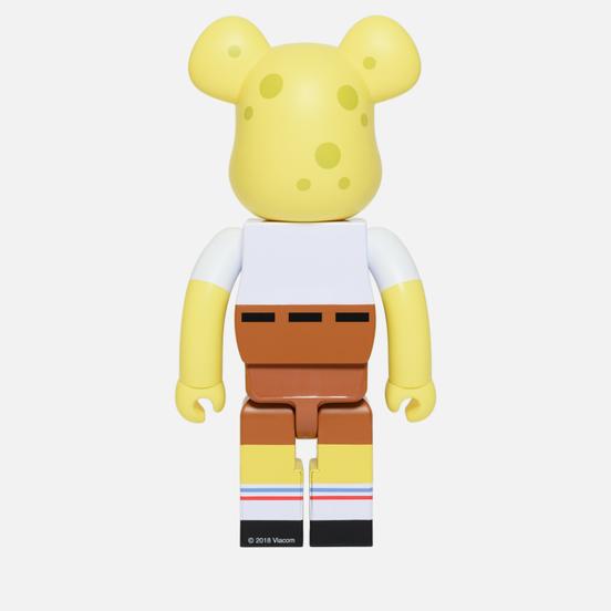 Игрушка Medicom Toy Bearbrick Sponge Bob 1000%