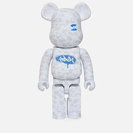Игрушка Medicom Toy Bearbrick Stash 1000%