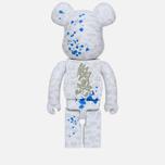 Игрушка Medicom Toy Bearbrick Stash 1000% фото- 2