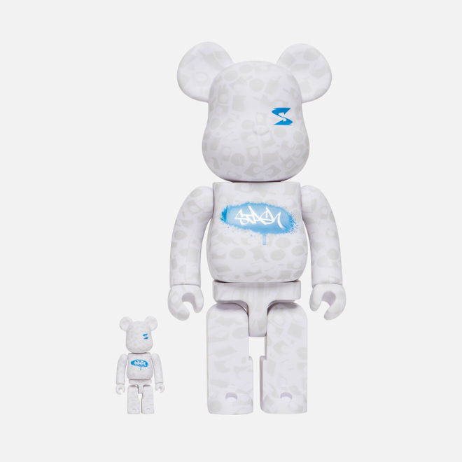 Игрушка Medicom Toy Bearbrick Stash Set 100% & 400%