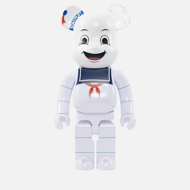 Игрушка Medicom Toy Bearbrick Stay Puft Marshmallow Man 1000%