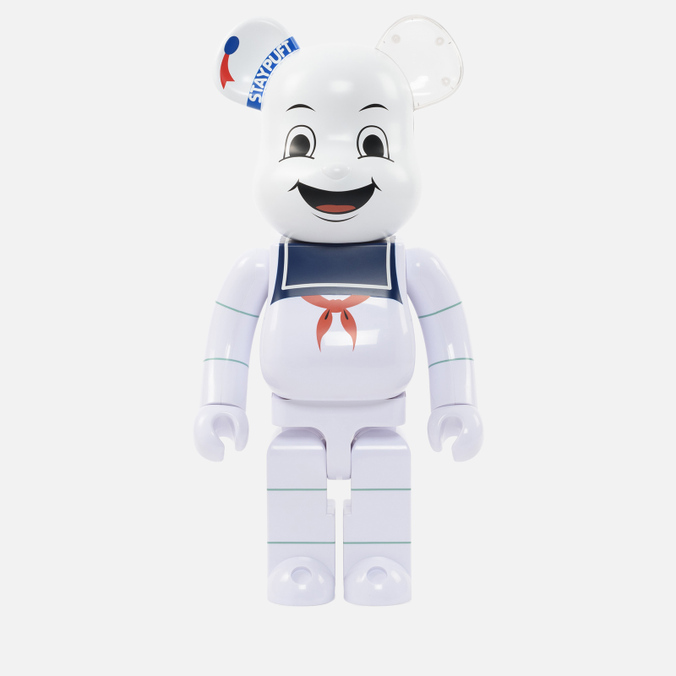 Игрушка Medicom Toy Bearbrick Stay Puft Marshmallow Man 1000%