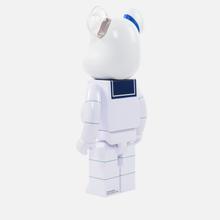 Игрушка Medicom Toy Bearbrick Stay Puft Marshmallow Man 1000% фото- 1