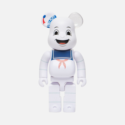 Игрушка Medicom Toy Bearbrick Stay Puft Marshmallow Man 400%