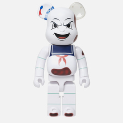 Игрушка Medicom Toy Bearbrick Marshmallow Man Anger 1000%