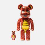 Игрушка Medicom Toy Bearbrick Steve Caballero 100% & 400% фото- 0