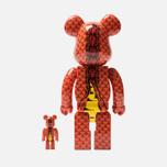 Игрушка Medicom Toy Bearbrick Steve Caballero 100% & 400% фото- 2