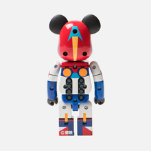 Игрушка Medicom Toy Bearbrick Super Alloyed Combattler V 200% фото- 1
