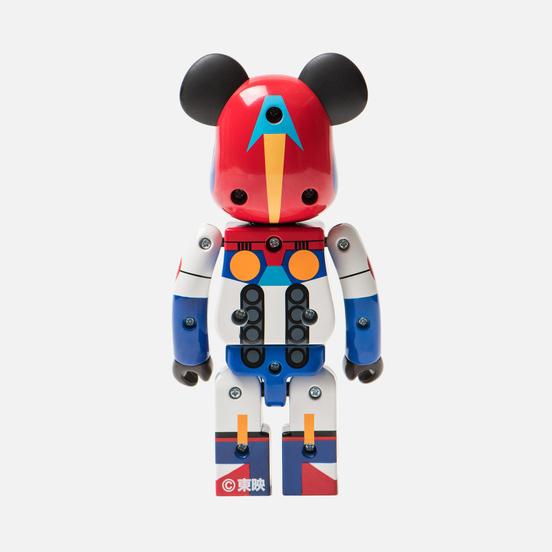 Игрушка Medicom Toy Bearbrick Super Alloyed Combattler V 200%