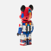 Игрушка Medicom Toy Bearbrick Super Alloyed Combattler V 200% фото- 2