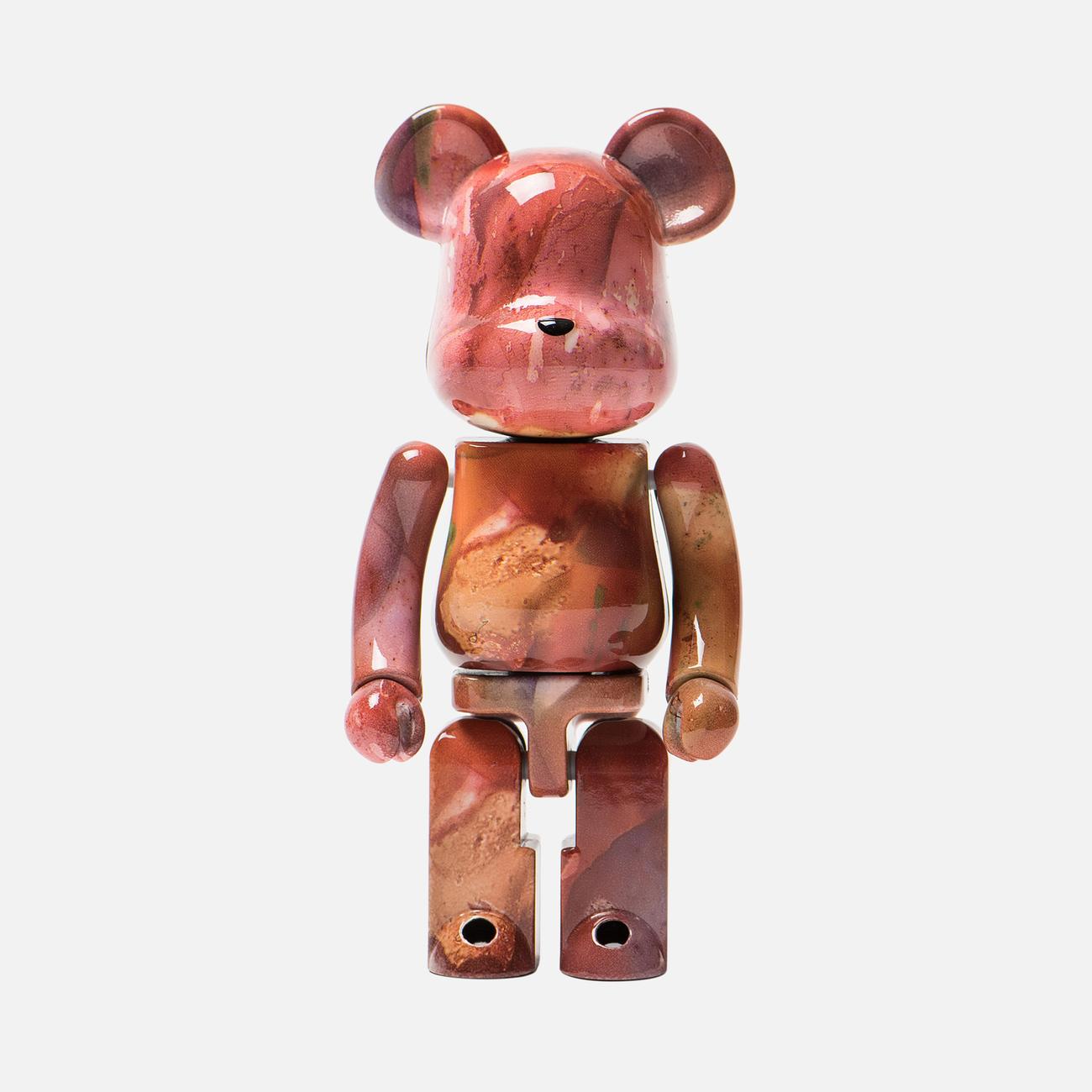 Игрушка Medicom Toy Bearbrick Super Alloyed Pushead 200%