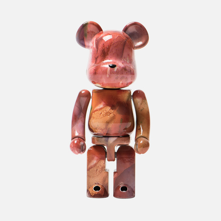 Игрушка Medicom Toy Bearbrick Super Alloyed Pushead 200%