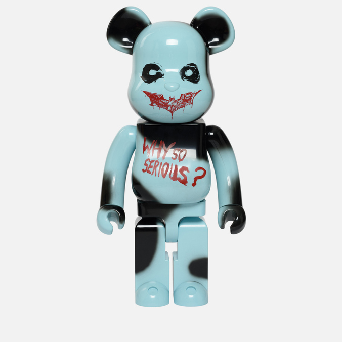 Игрушка Medicom Toy Bearbrick The Joker Why So Serious Version 1000%
