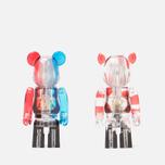 Игрушка Medicom Toy Bearbrick Tokyo Tower & Eiffel Tower 100% фото- 2