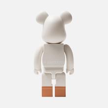 Игрушка Medicom Toy Bearbrick Tokyo Tribe Waru White 400% фото- 2