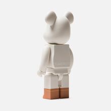 Игрушка Medicom Toy Bearbrick Tokyo Tribe Waru White 400% фото- 1