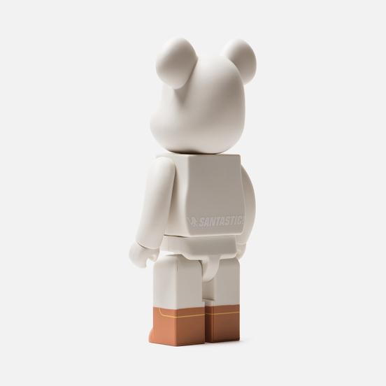 Игрушка Medicom Toy Bearbrick Tokyo Tribe Waru White 400%