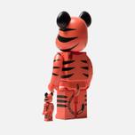 Игрушка Medicom Toy Bearbrick Tony The Tiger 100% & 400% фото- 1