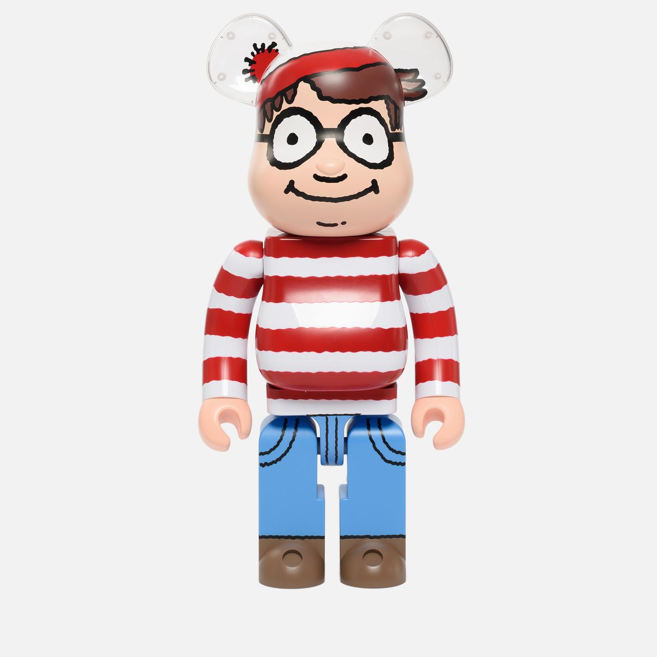Игрушка Medicom Toy Bearbrick Wally 1000%