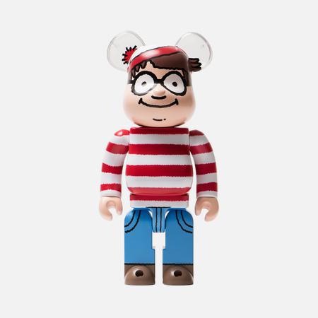 Игрушка Medicom Toy Bearbrick Wally 400%