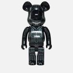 Игрушка Medicom Toy Bearbrick Warrior Alien 1000% фото- 0
