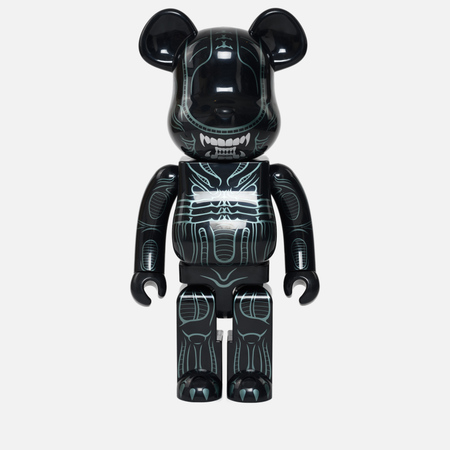 Игрушка Medicom Toy Bearbrick Warrior Alien 1000%