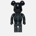 Игрушка Medicom Toy Bearbrick Warrior Alien 1000% фото- 2