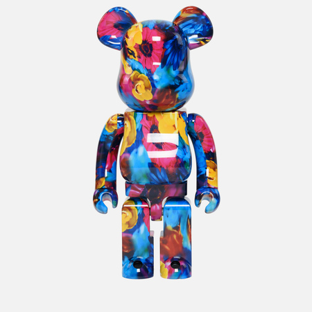 Игрушка Medicom Toy Bearbrick x Mika Ninagawa Anemone 1000%