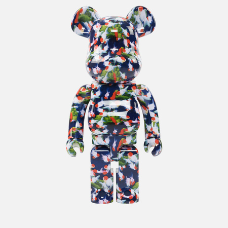 Игрушка Medicom Toy Bearbrick x Mika Ninagawa Gold Fish 1000%