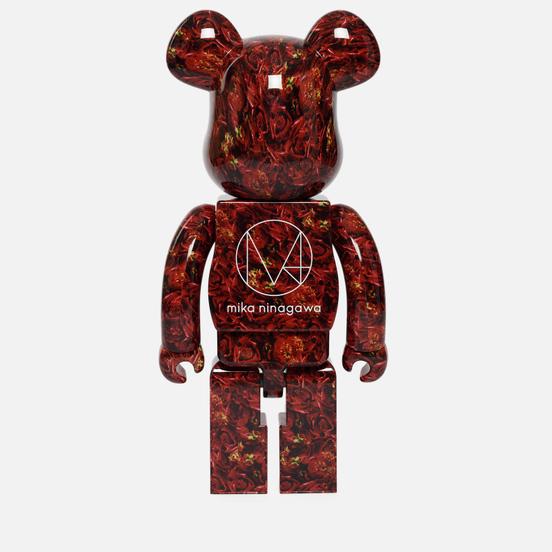 Игрушка Medicom Toy Bearbrick x Mika Ninagawa Rose 1000%