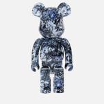 Игрушка Medicom Toy Bearbrick x Mika Ninagawa Yosakura 1000% фото- 0