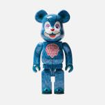 Игрушка Medicom Toy Bearbrick x Milkboytoys The It Bear 400% фото- 0