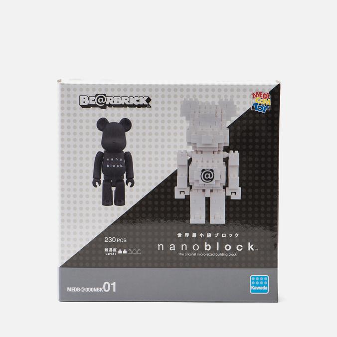 Игрушка Medicom Toy Bearbrick x nanoblock TM 2-Pack Set B