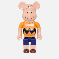 Игрушка Medicom Toy Bearbrick x Peanuts Charlie Brown Version 1000%