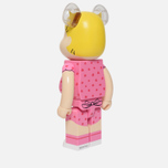 Игрушка Medicom Toy Bearbrick x Peanuts Sally Brown Version 1000% фото- 1