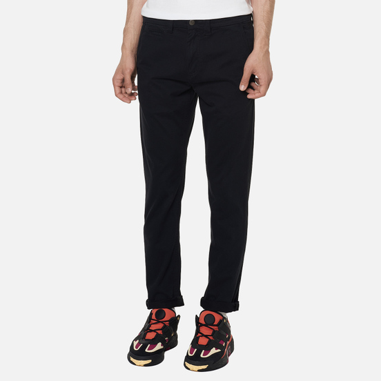 Мужские брюки Calvin Klein Jeans Skinny Washed Stretch Chino Black