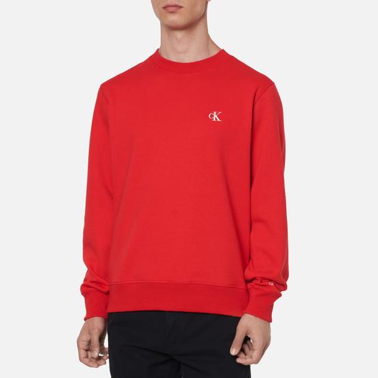 Мужская толстовка Calvin Klein Jeans Embroidered Logo High Risk