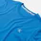 Мужская футболка Calvin Klein Jeans Essential Monogram Logo Meridian Blue фото - 1