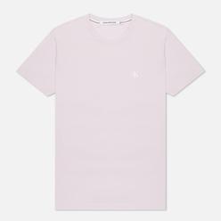 Мужская футболка Calvin Klein Jeans Essential Monogram Logo Orchid Hush