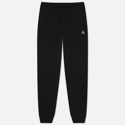 Мужские брюки Calvin Klein Jeans Cotton Blend Fleece Black