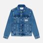 Мужская джинсовая куртка Calvin Klein Jeans 90s Denim Icn Mid Blue фото - 0