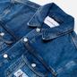 Мужская джинсовая куртка Calvin Klein Jeans 90s Denim Icn Mid Blue фото - 1