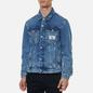 Мужская джинсовая куртка Calvin Klein Jeans 90s Denim Icn Mid Blue фото - 2